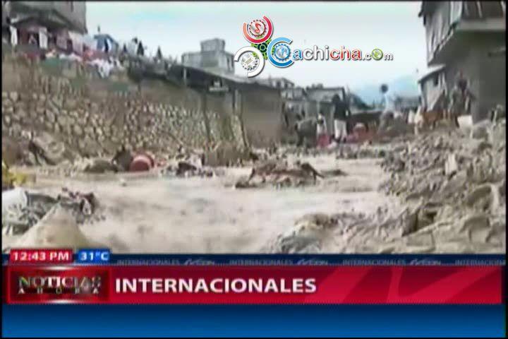8 Muertos En Haití Tras Lluvias Y Otras Noticias Internacionales #Video