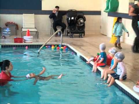 Littlest Swimmers