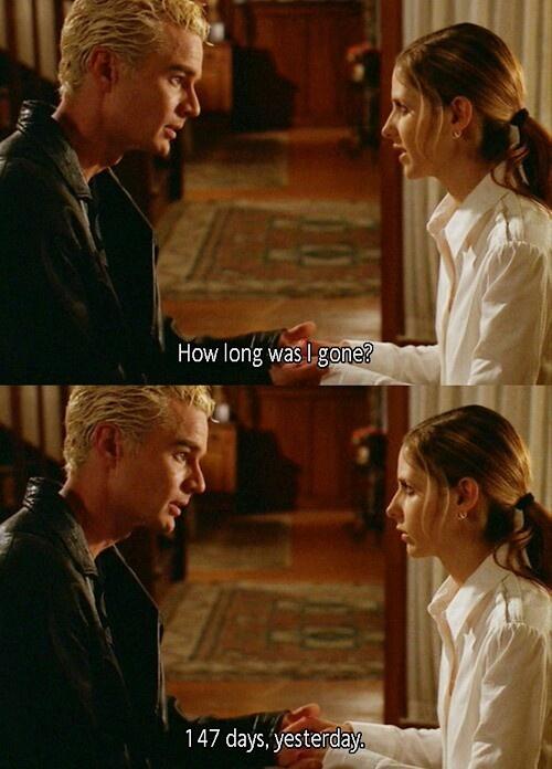 Buffy The Vampire Slayer Spike And Buffy Love Scenes