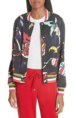 6a56668c3d58 TED BAKER LONDON Designer Colour By Numbers Yavis Bomber Jacket ...