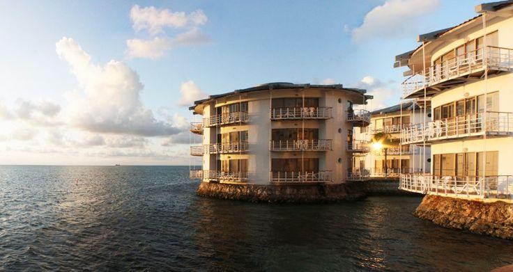 Isla de San Andrés - Hotel Decameron Aquarium