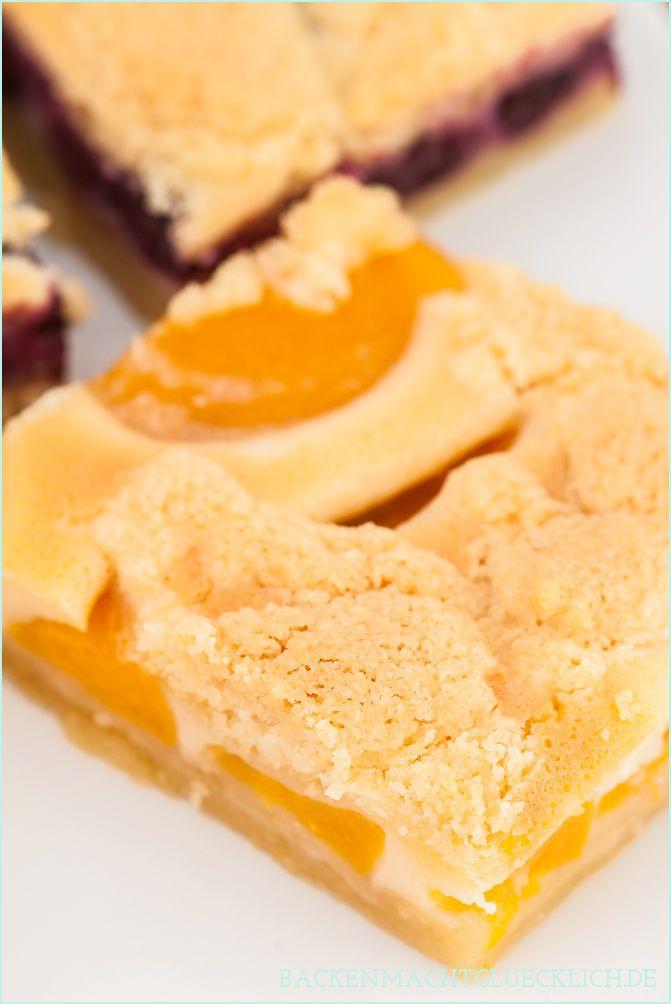 Für. Ein bisschen Sommerfeeling: unser liebster Obstkuchen mit Streuseln