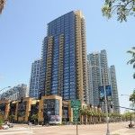 real estate downtown diego district columbia condos bayside