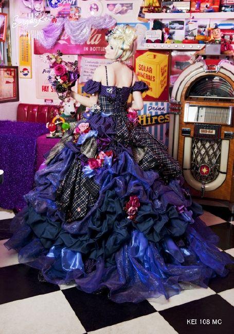 C7F-366|Sugar Kei|ブランド|オシャレでこだわり、個性的なウェディングドレス、カラードレス、タキシードレンタルならドレスショップブランシェ