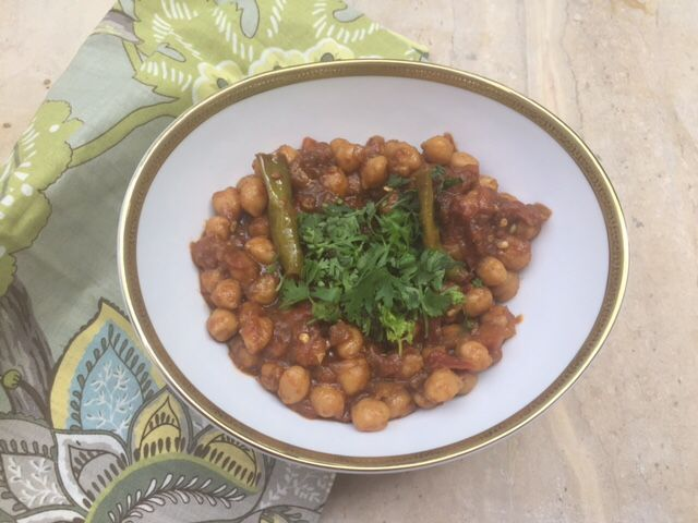 Pindi Chana is a dry dish from Punjabi Cuisine which is a really flavorful dish made with several spices. Chickpeas/kabuli Chana is soaked ...