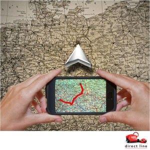 Vacanze in auto in tutta Europa, senza sbagliare strada. L'era dei navigatori satellitari integrati nelle automobili...