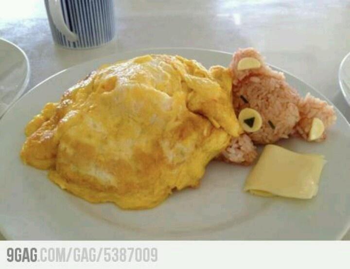 Yo quiero un desayunito asi
