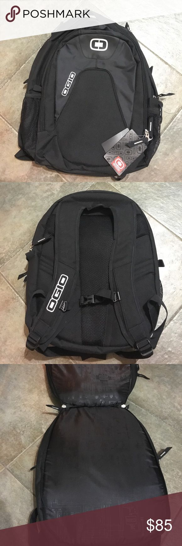 Ogio Travel Backpack Travel with ease and convenience with this Ogio Backpack! **Brand New*** Airport checkpoint friendly laptop compartment. Multiple Organization Pockets and more! ogio Bags Backpacks
