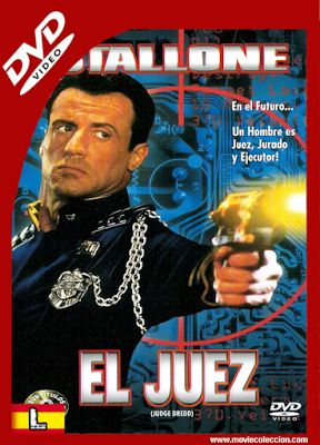El Juez Dredd 1995 DVDrip Latino ~ Movie Coleccion