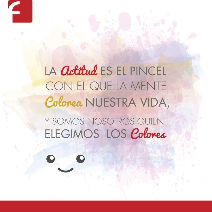 Nunca dejes de pintar tus días;  vívelos a tu manera pero siempre con un millón de colores en ellos.  #fiorenzi #buenosdías