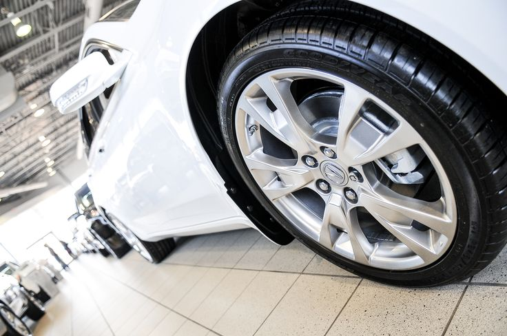 Acura Car Wheel www.richteamedia360.com
