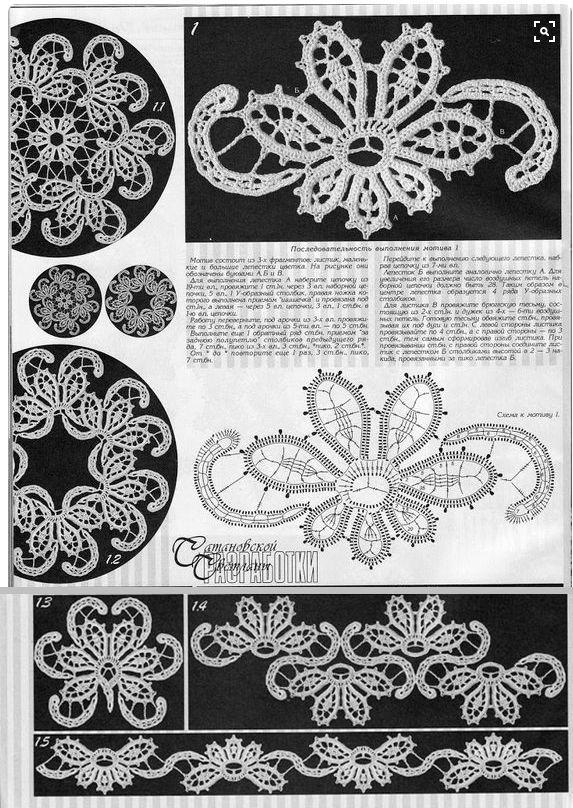 Irish pattern....<3 Deniz <3