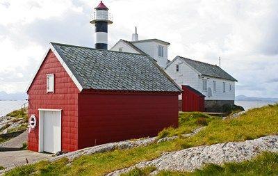 Om Flatflesa Fyr - Classic Norway