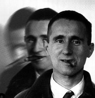 Brecht | Man-Ray