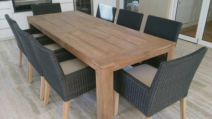 outdoor teak dining table the elite wooden type of the teak within