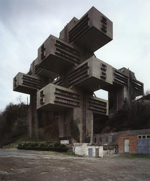 © Geert Goiris - Ministère des transports, Bruxelles, 2003