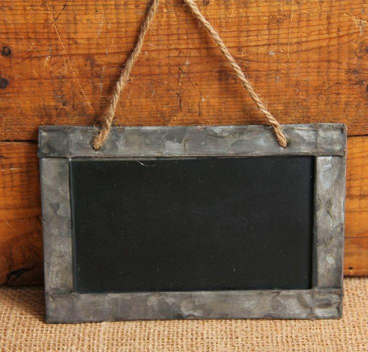 Chic Mini Chalkboard - Australian Wedding Ideas