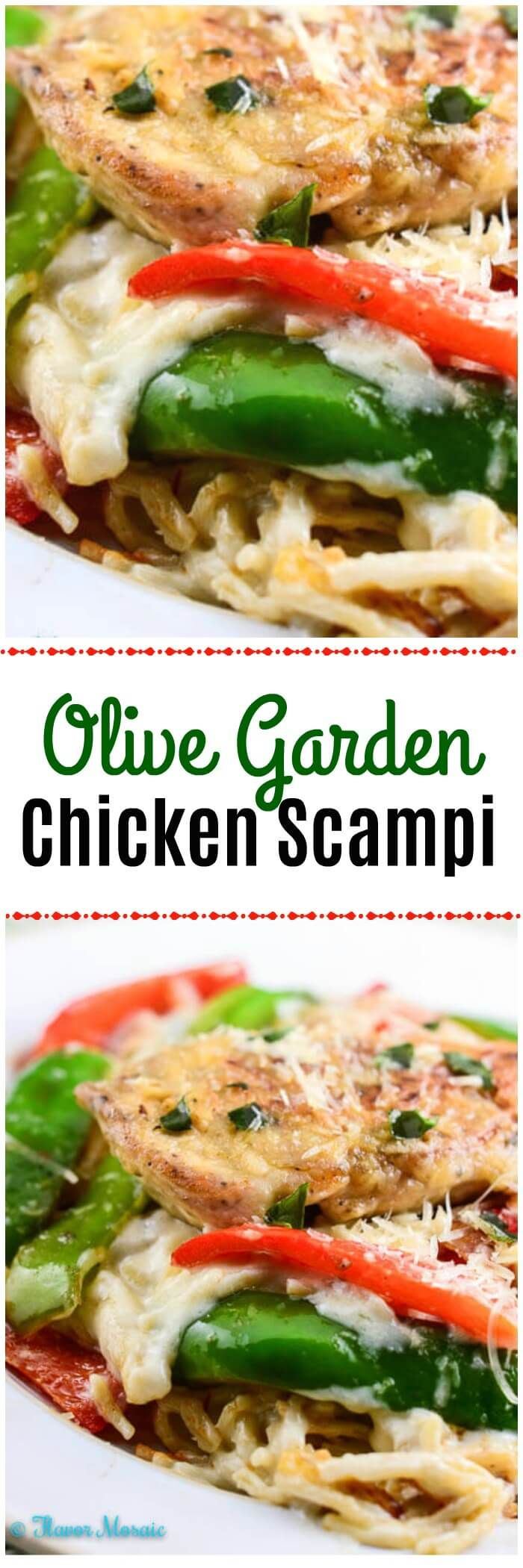 best 25 chicken scampi recipe ideas on pinterest scampi sauce