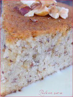 Gâteau creusois aux noisettes                                                                                                                                                                                 Plus