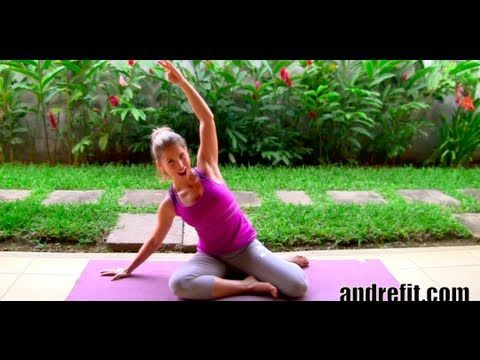 Best Pilates Workout: For sexy Abs - Arms & Legs