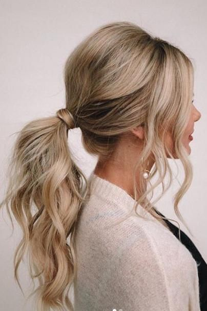 25 Easy Wedding Hairstyles for Guests That ll Work for Every Dress Code Easy wedding guest