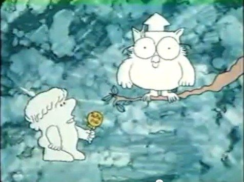Mr. Owl from the Tootsie Pop commercial — who, in retrospect, was really a HUGE asshole:   37 Childhood Things You'll Only Know If You're Over 30