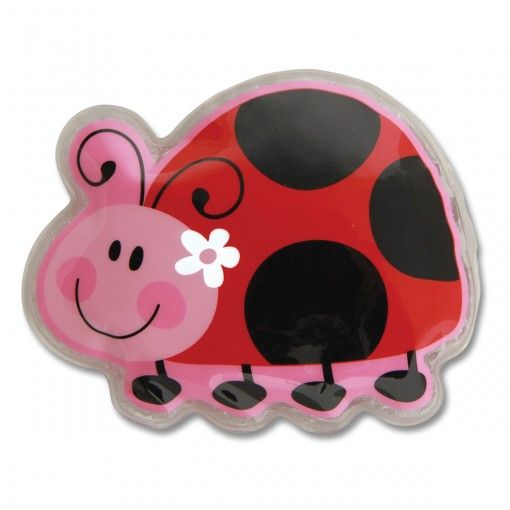 Ladybug Freezer Friend Possum Pie Stephen Joseph Arts and Crafts, Gifts and Toys, Bags and Backpacks