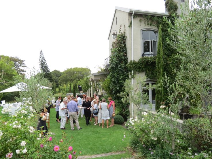 Launching our brand new & very first MCC with a wonderful garden picnic!