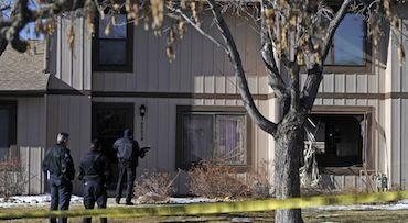 Κολοράντο: Μακελειό με τέσσερις νεκρούς...