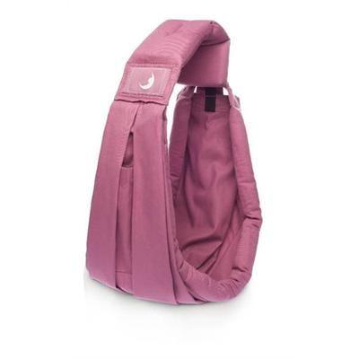 Babasling bæresele - økologisk - rosa
