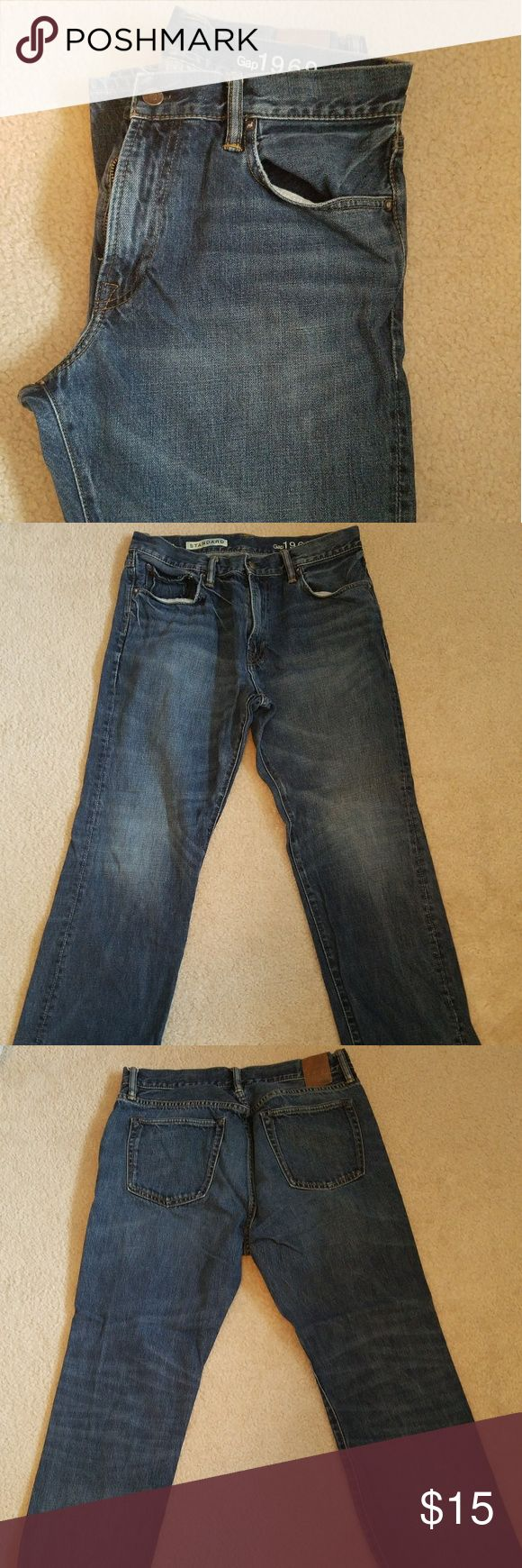 GAP Men's Jeans 32x28 Great condition! GAP Jeans