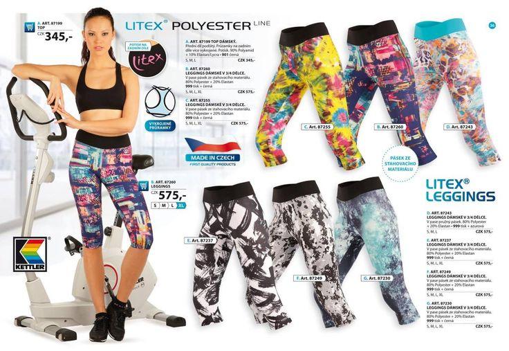 Binnenkort is de nieuwe Litex #sportkleding collectie beschikbaar. Reserveren al mogelijk via verkoop@litex-shop.nl