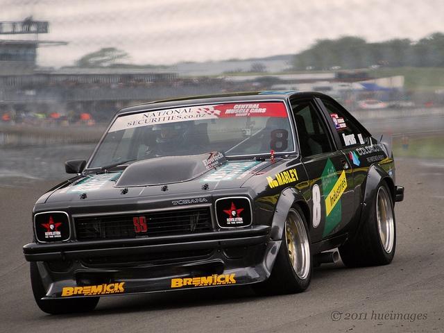 Holden Torana A9X (1977) Classic racing, Manfeild NZ 13 November 2011.