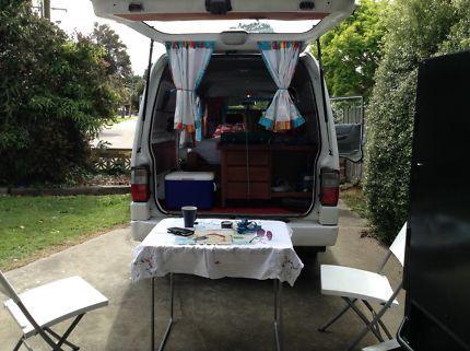 Van/ camper with accessories | Cars, Vans & Utes | Gumtree Australia Kingston Area - Aspendale | 1125327077