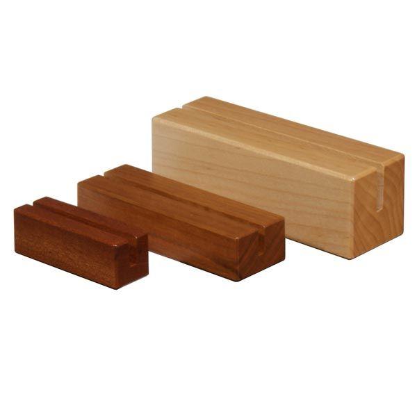 wooden slot block holders - Google Search