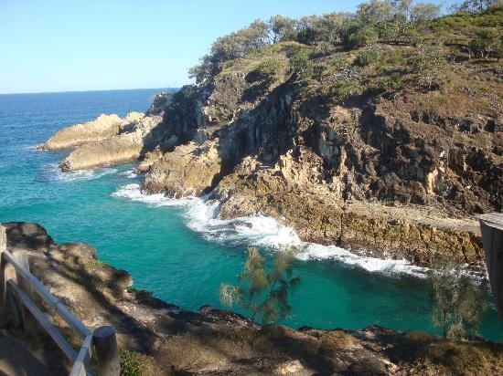 Point Lookout, North Stradbroke Island Queensland  #Australia: north gorge walk  http://www.tripadvisor.com.au/ShowForum-g255067-i460-Queensland.html