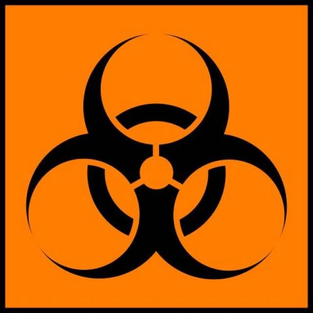 25+ best ideas about Hazard symbol on Pinterest | Biohazard tattoo ...