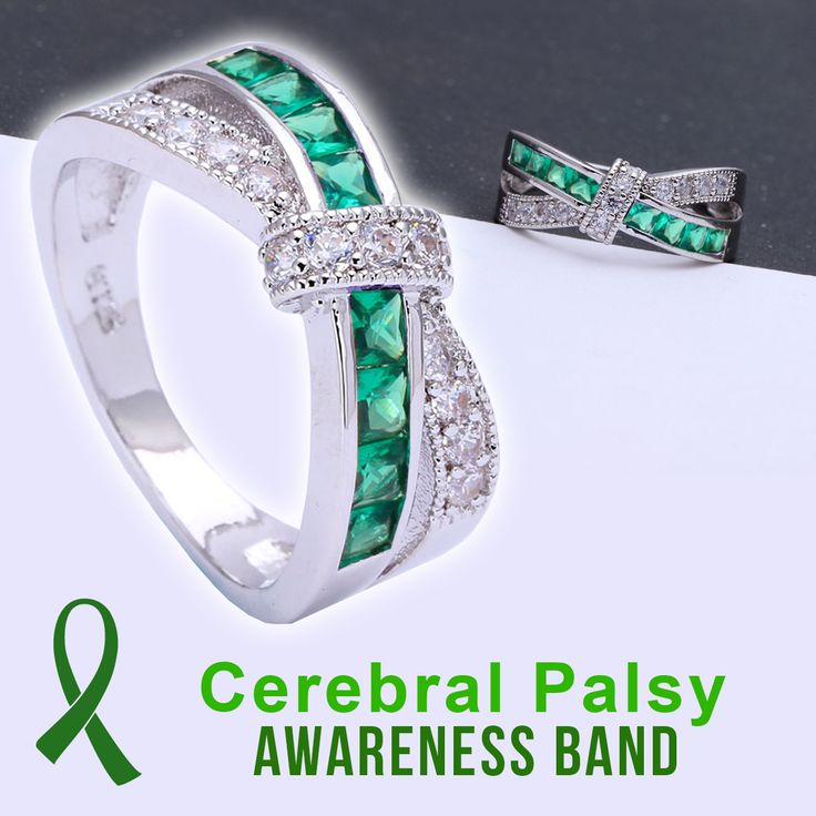 Cerebral Palsy Awareness Band