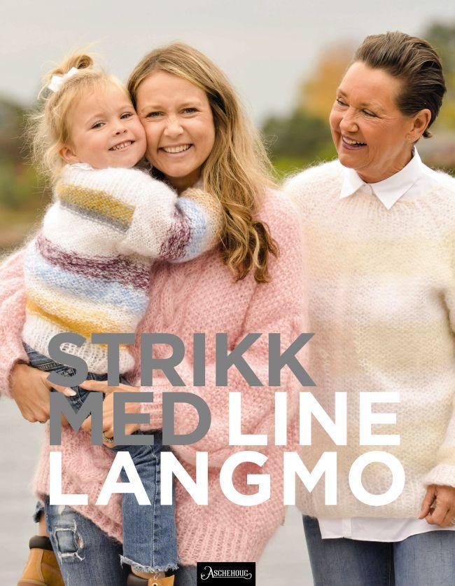 Line Langmo er stylisten bak kjendiser som Tone Damli og Bertine Zetlitz, og har skapt genseren norske jenter er ville etter å strikke. I denne boken får du flere gode og enkle oppskrifter på trendy gensere og jakker. Komfortable og herlige strikkeplagg s