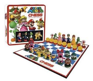 Super Mario Chess (Yeah)