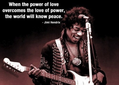 Jimi Hendrix Biography and Life History