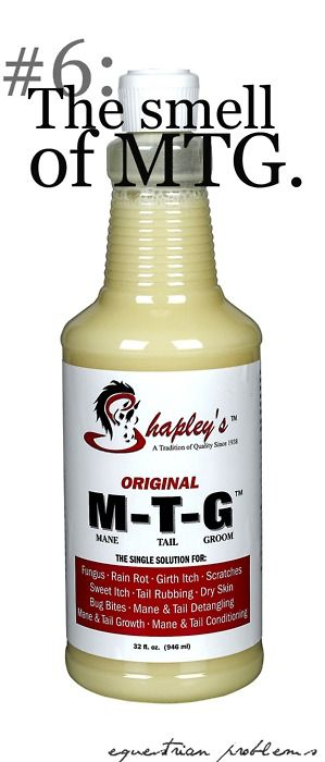 used this stuff this morning and after a shower and many hand washings I can still smell it on me hands. grrr