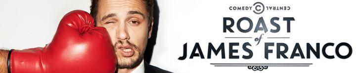 Hilarious! Roast of James Franco.