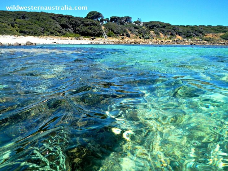 Yallingup Reef Beach - click the image for a guide to snorkeling in the Yallingup Lagoon and lots of fish photos. #WesternAustralia