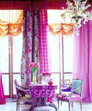 * { LOVELY UGLY DESIGN }: No. 027 *Candy Color Mondays- Designers Guild