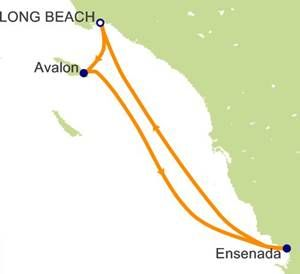Ensenada Carnival 2014 Carnival Imagination Itinerary