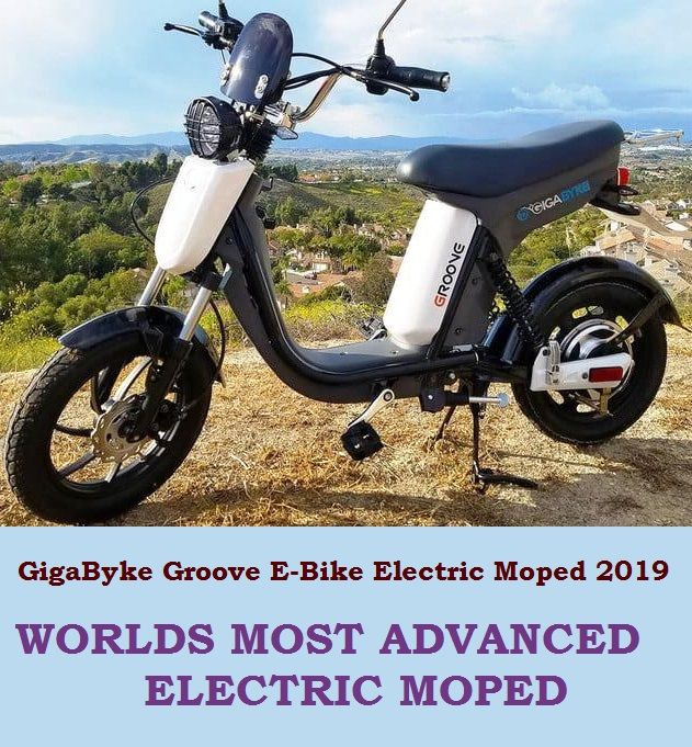 Fastest Electric Scooter 2019 Electric Moped Reviews Guide