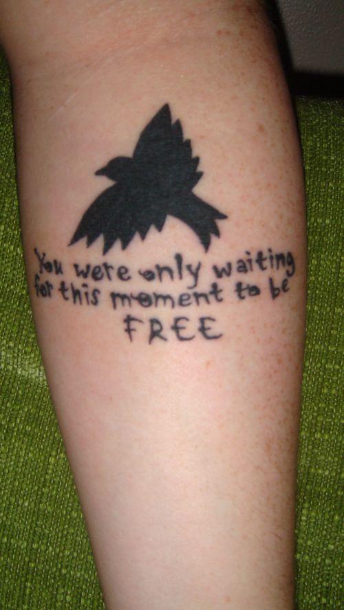 blackbird tattoo - Google Search