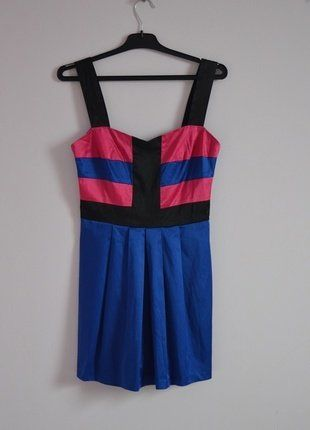 Kup mój przedmiot na #vintedpl http://www.vinted.pl/damska-odziez/krotkie-sukienki/16462614-sukienka-rare-kolorowa-seksowna-krotka