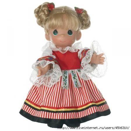 Куклы Precious Moments dolls (Драгоценные моменты). Sam Butcher (Сэм Батчер) / Авторская кукла известных дизайнеров / Бэйбики. Куклы фото. Одежда для кукол